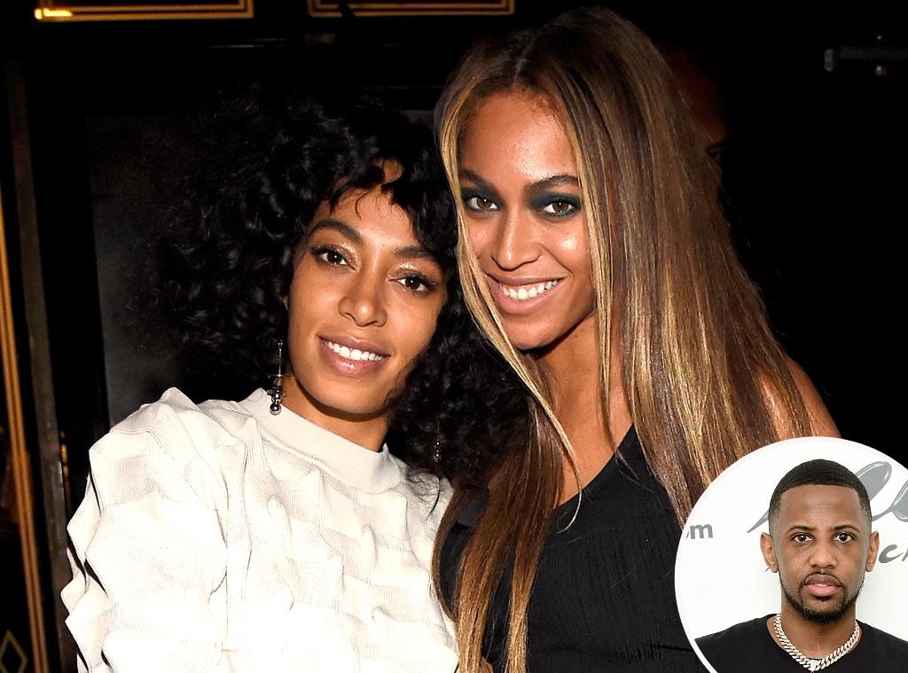 Beyonce, Solange, Fabolous