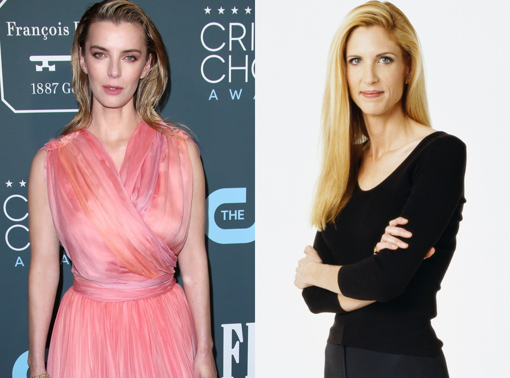 Betty Gilpin, Ann Coulter, Impeachment: American Crime Story