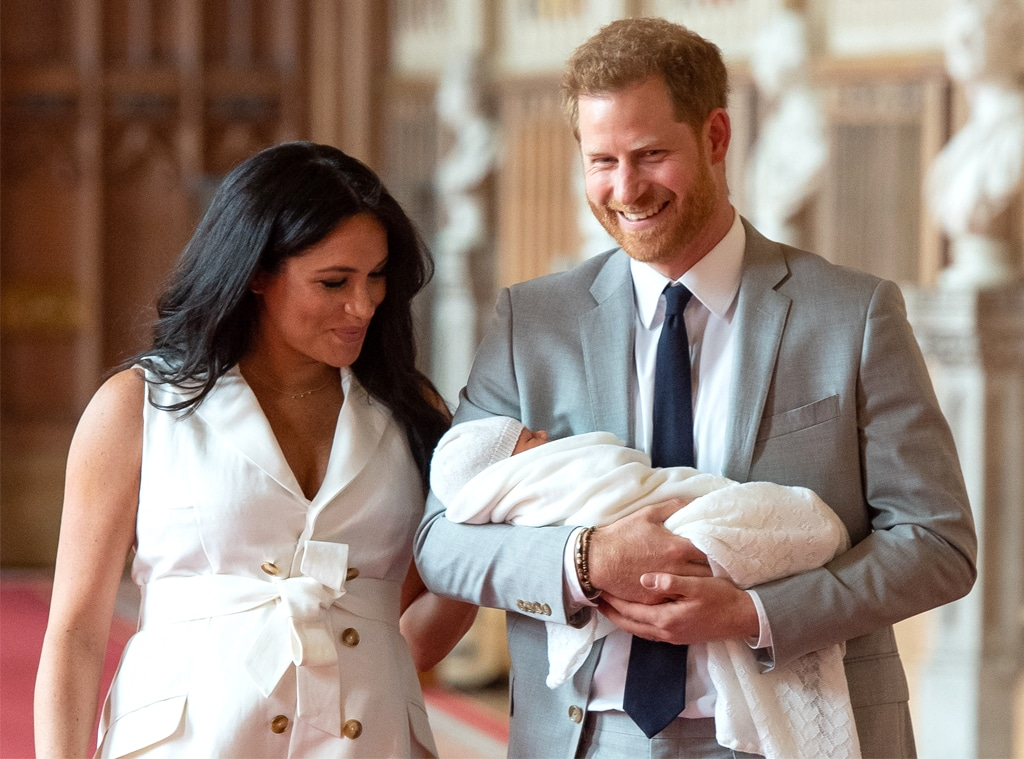 Prince Harry, Meghan Markle, Archie