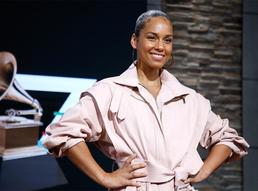 Alicia Keys, 2020 Grammy Awards