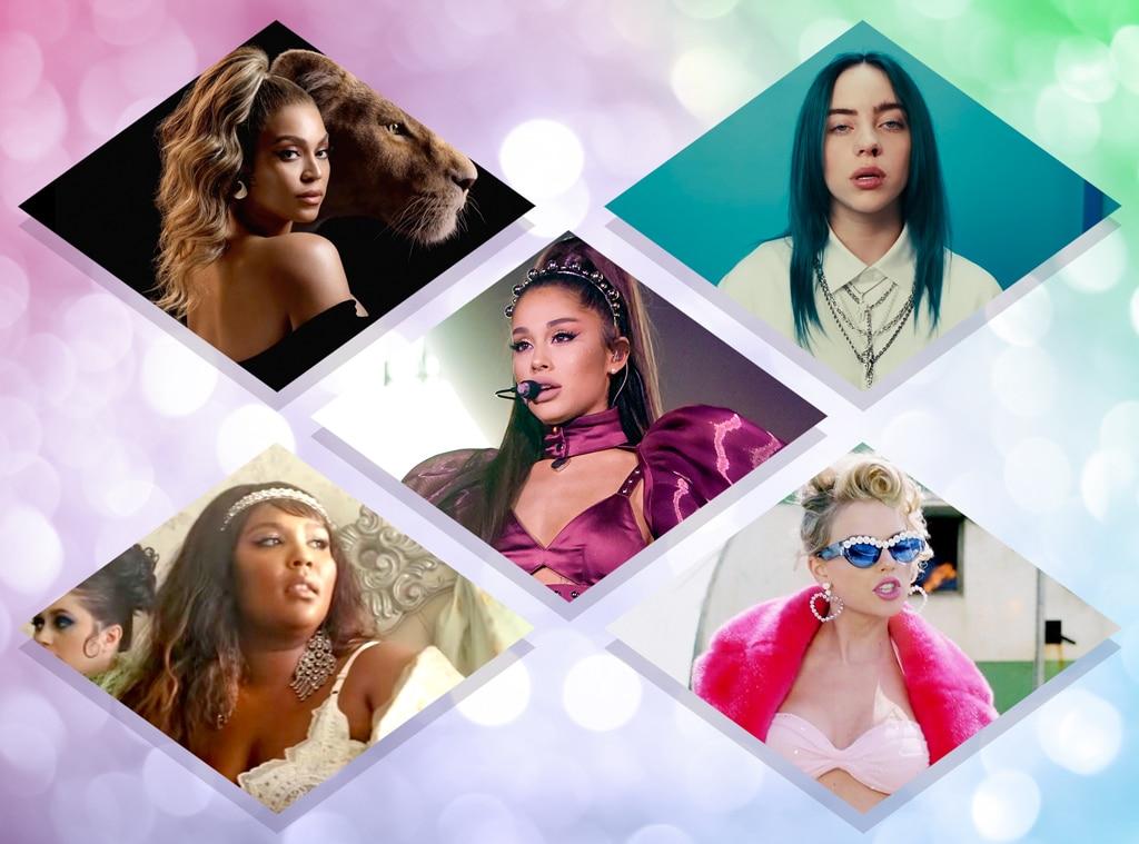 2020 Grammy Awards Nominees, Best Pop Solo Performance
