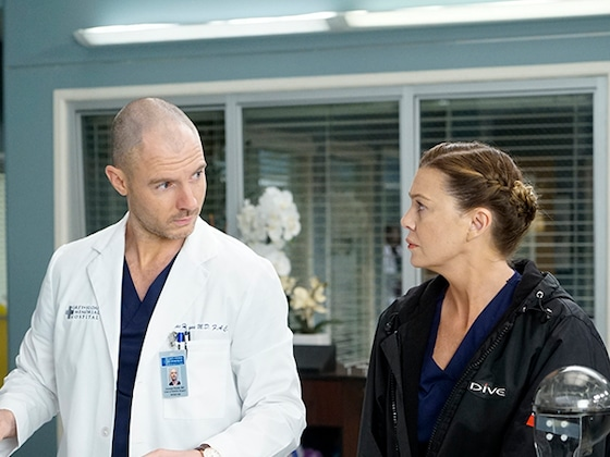 <i>Grey's Anatomy</i> and <i>Station 19</i> Return With All Sorts of Relationship Drama