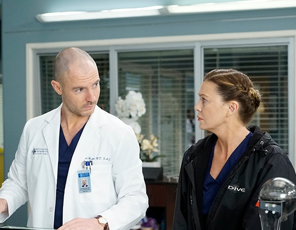 Grey's Anatomy and Station 19 Return With All Sorts of Relationship Drama