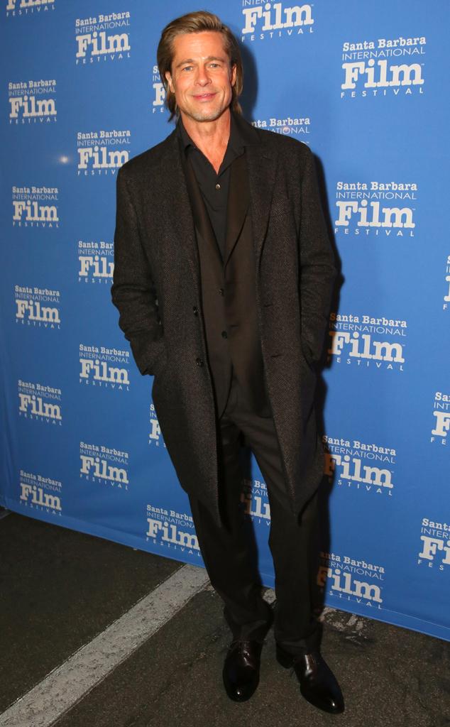 Brad Pitt, 2020 Santa Barbara International Film Festival