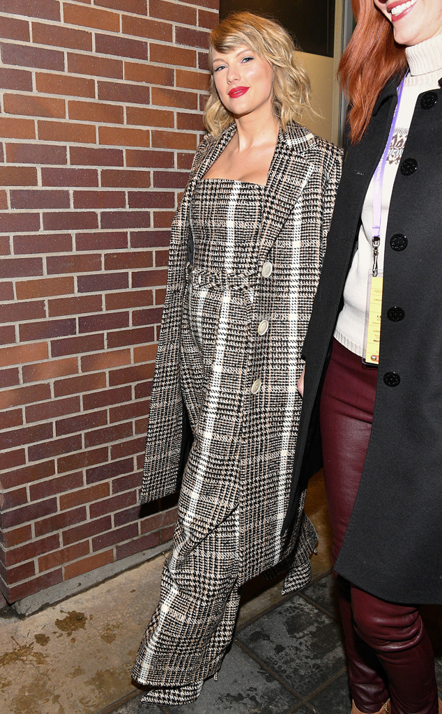 Taylor Swift, Sundance celebrity sightings