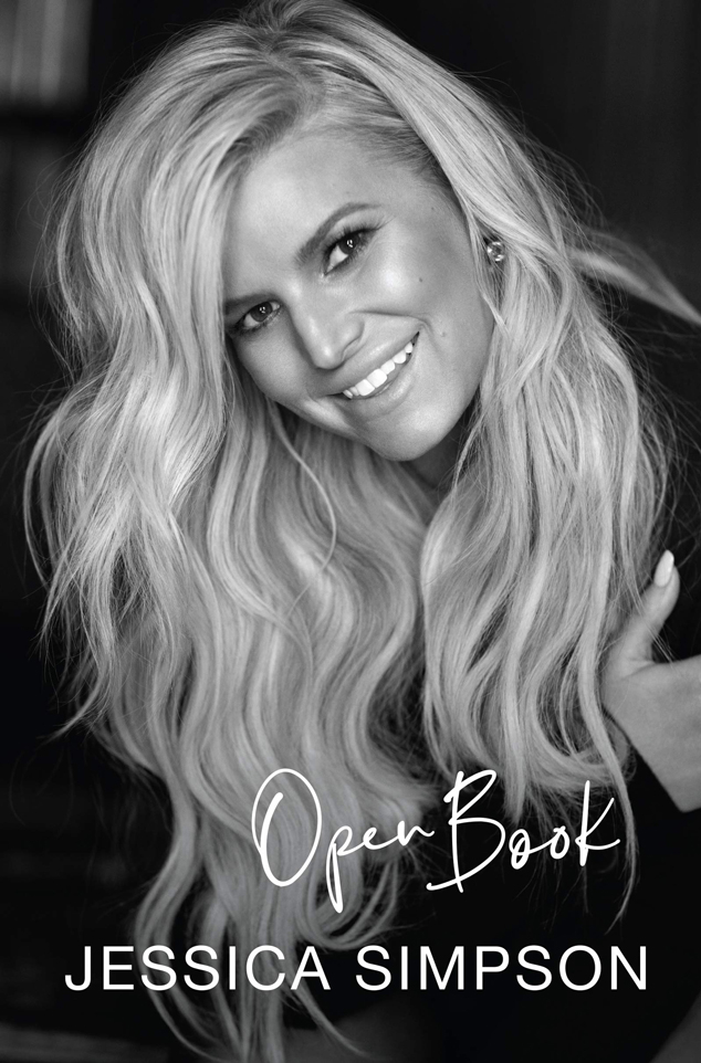 Jessica Simpson, Open book