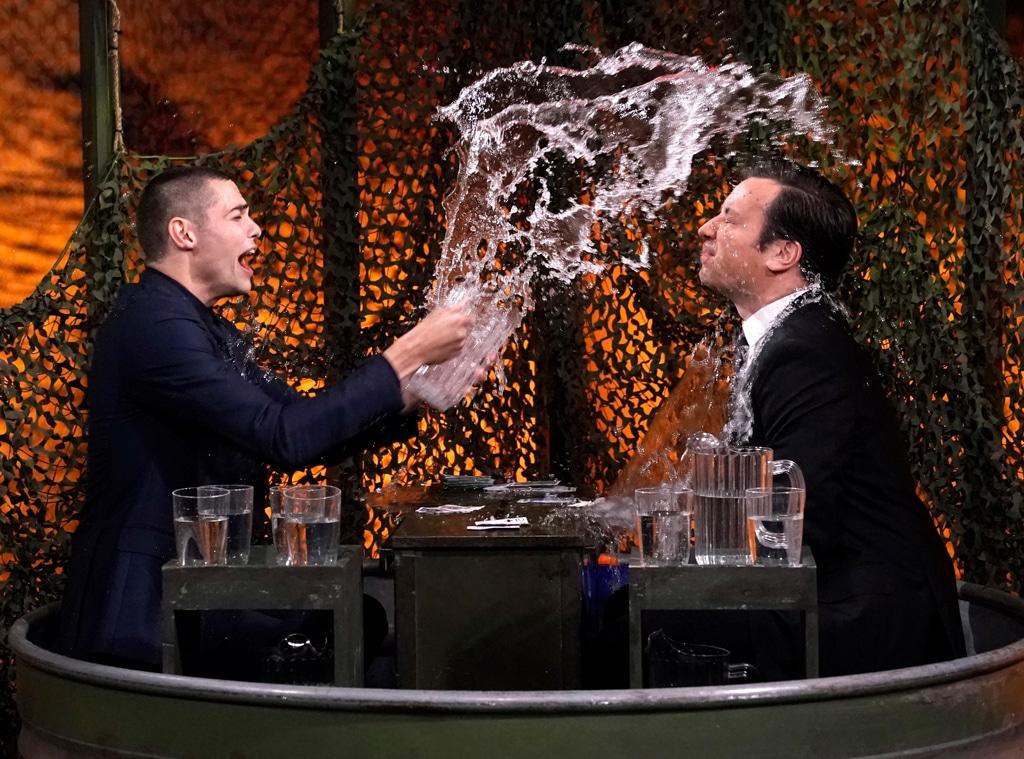 Noah Centineo, The Tonight Show Starring Jimmy Fallon 2020