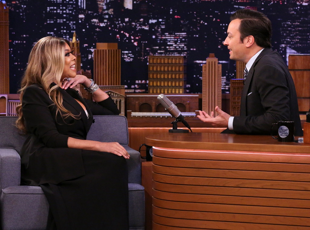 Wendy Williams, The Tonight Show Starring Jimmy Fallon 2020