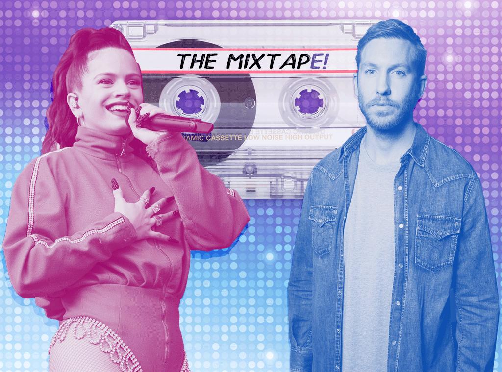 The MixtapE!, Rosalía, Calvin Harris