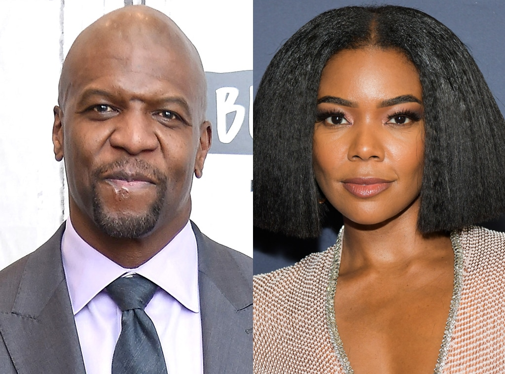 Terry Crews, Gabrielle Union