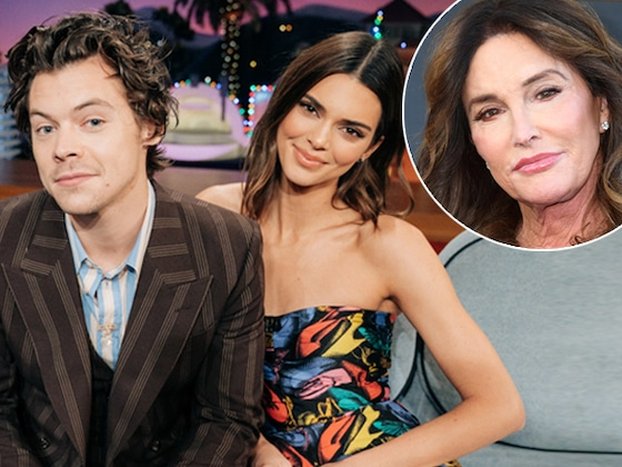 Caitlyn Jenner Is Rooting For Harry Styles and Kendall Jenner to Get Back Together