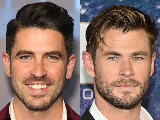 Watch People Hilariously Mistake E!'s Scott Tweedie for a Hemsworth Brother!