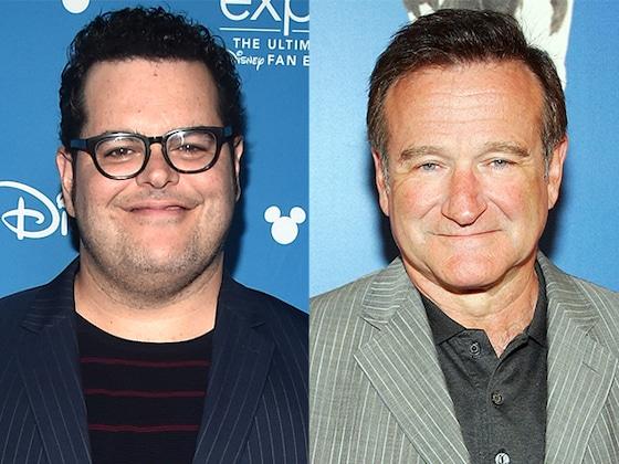 Josh Gad's Memories of Robin Williams Will Warm Your Heart