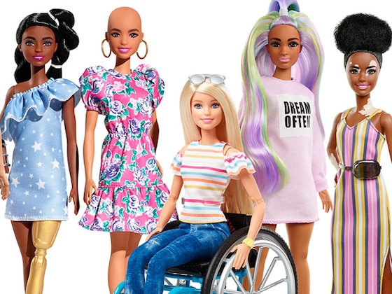 Barbie's 2020 Fashionistas Line Will Make Everyone Feel Included