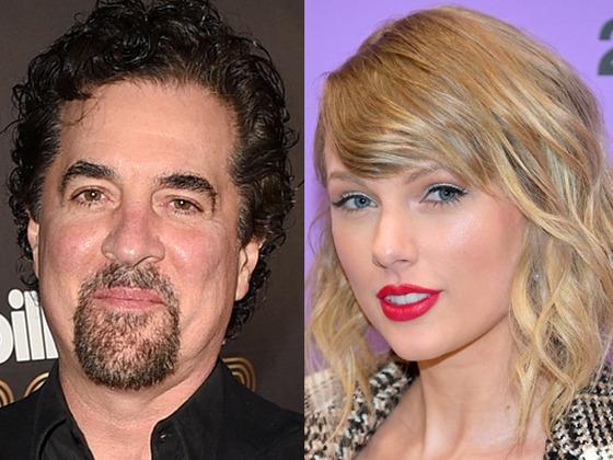"Scott Borchetta Applauds ""Brilliant"" Taylor Swift Despite Their Contentious History"