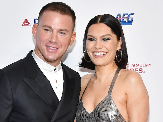 Jessie J Professes Love for Channing Tatum and Shares PDA Video After Instagram Drama