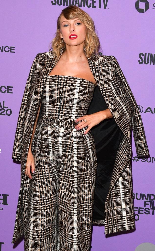 Taylor Swift, 2020 Sundance Film Festival, Miss Americana premiere