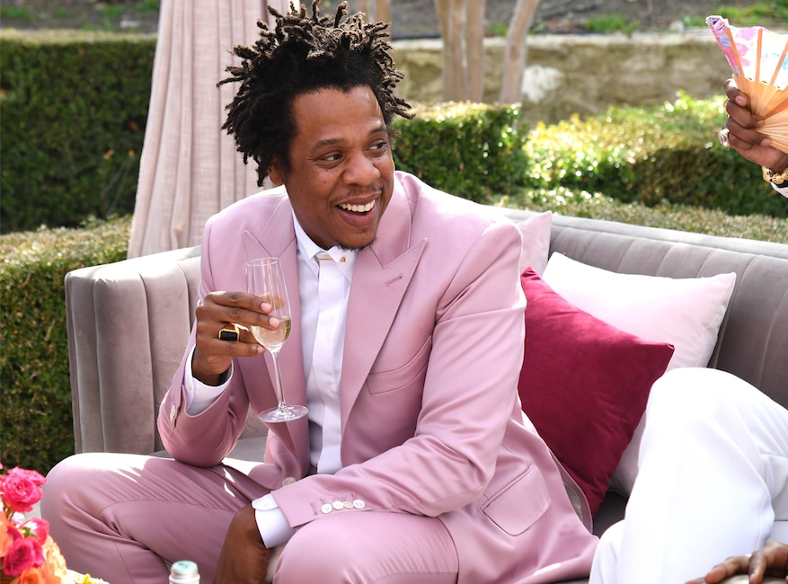 Jay-Z, 2020 Roc Nation brunch
