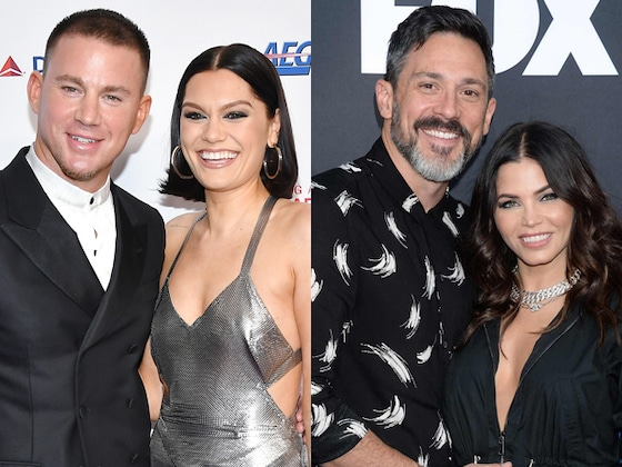 Jenna Dewan's Boyfriend Steve Kazee Appears to React to Channing Tatum Drama