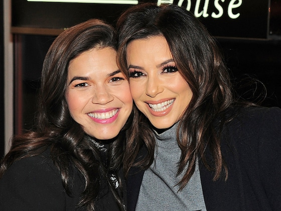 America Ferrera, Eva Longoria and More Stars Celebrate the Latinx House at Sundance