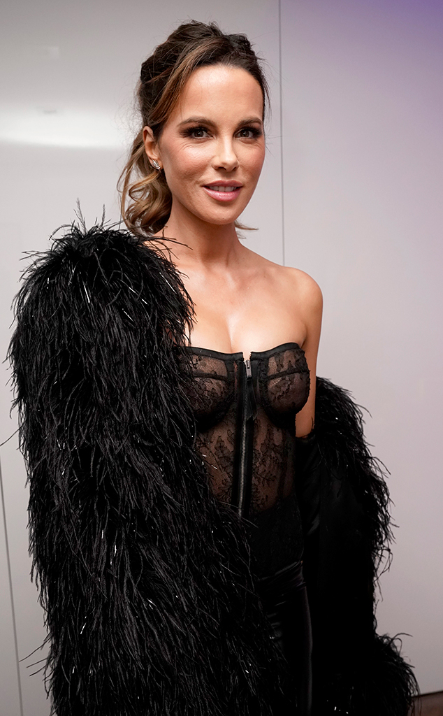 Kate Beckinsale, Pre-2020 Grammys Party, Party for No Reason