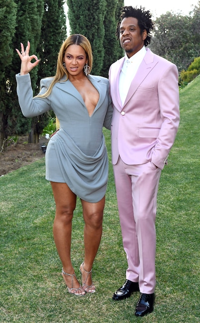 Beyonce, Jay-Z, 2020 Roc Nation brunch