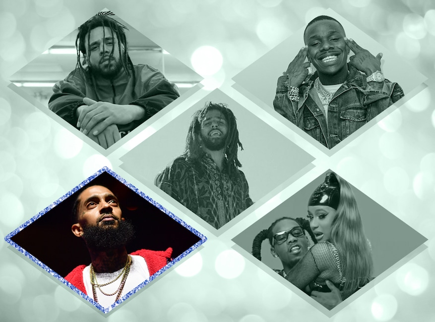 2020 Grammy Awards Nominees, Best Rap Performance
