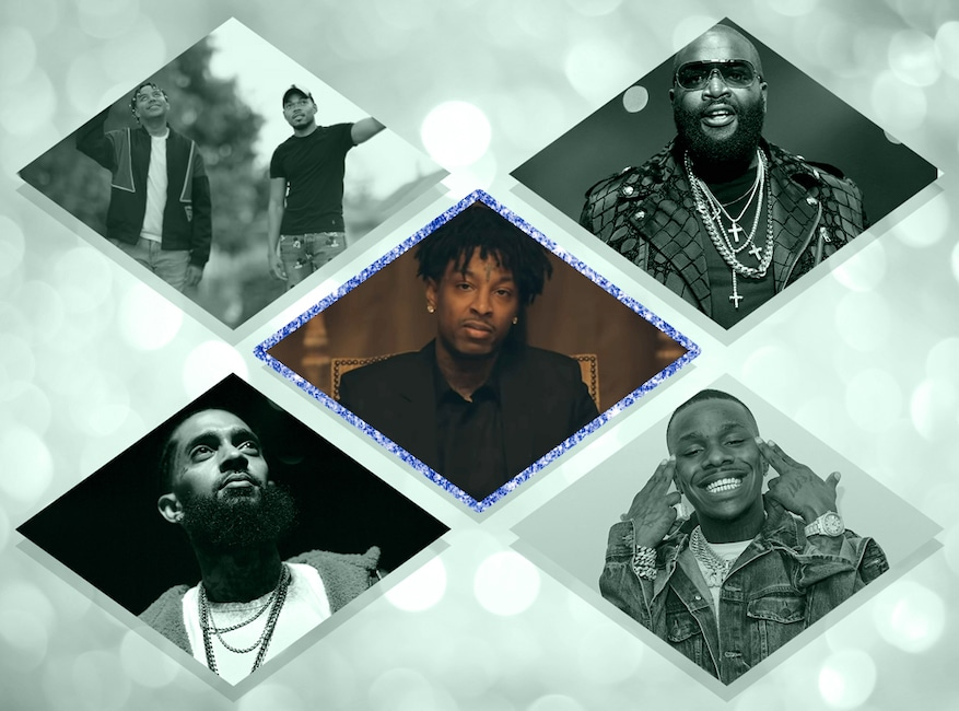 2020 Grammy Awards Nominees, Best Rap Song