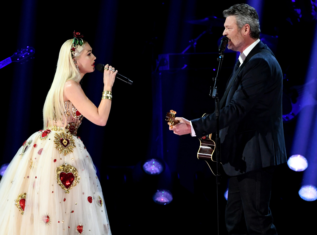 Gwen Stefani, Blake Shelton, 2020 Grammys, Grammy Awards, Performance