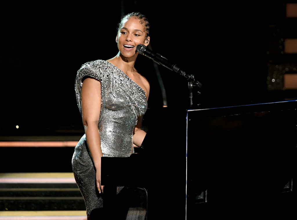 Alicia Keys, 2020 Grammys, Grammy Awards, Show