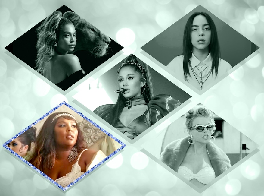 2020 Grammy Awards Nominees, Best Pop Solo Performance