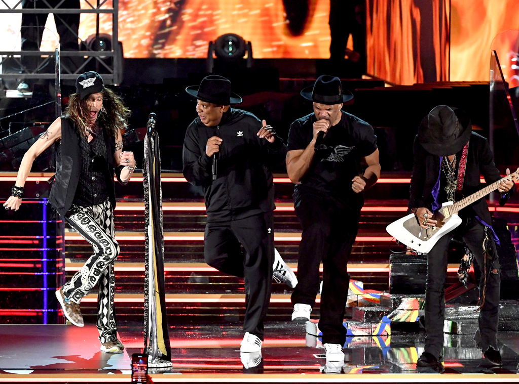 Aerosmith, Run DMC, 2020 Grammys, Grammy Awards, Performance