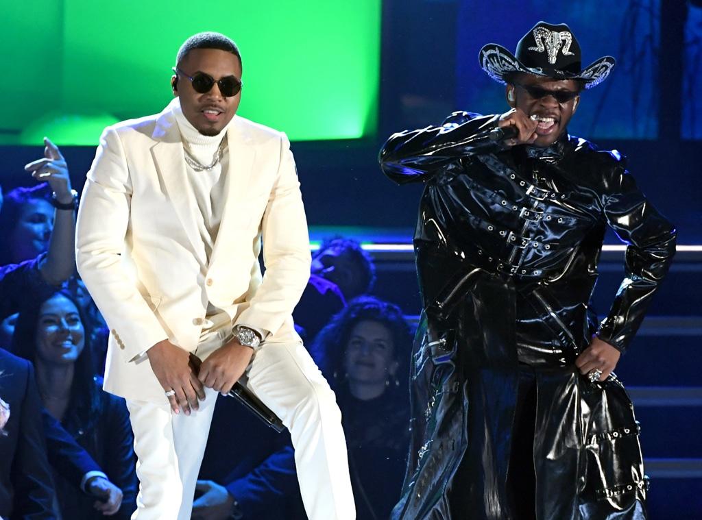 Lil Nas X, Nas, 2020 Grammys, Grammy Awards, Performance