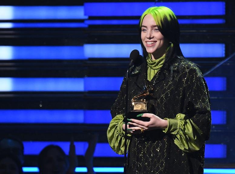 Billie Eilish, Finneas, 2020 Grammys, Grammy Awards, Winners