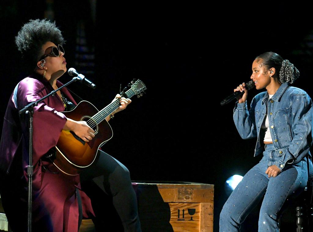 Alicia Keys, Brittany Howard, 2020 Grammys, Grammy Awards, Performance