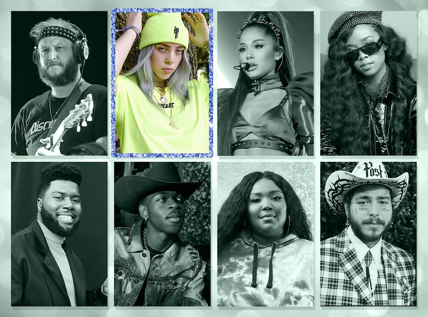 2020 Grammy Awards Nominees, Best New Artist