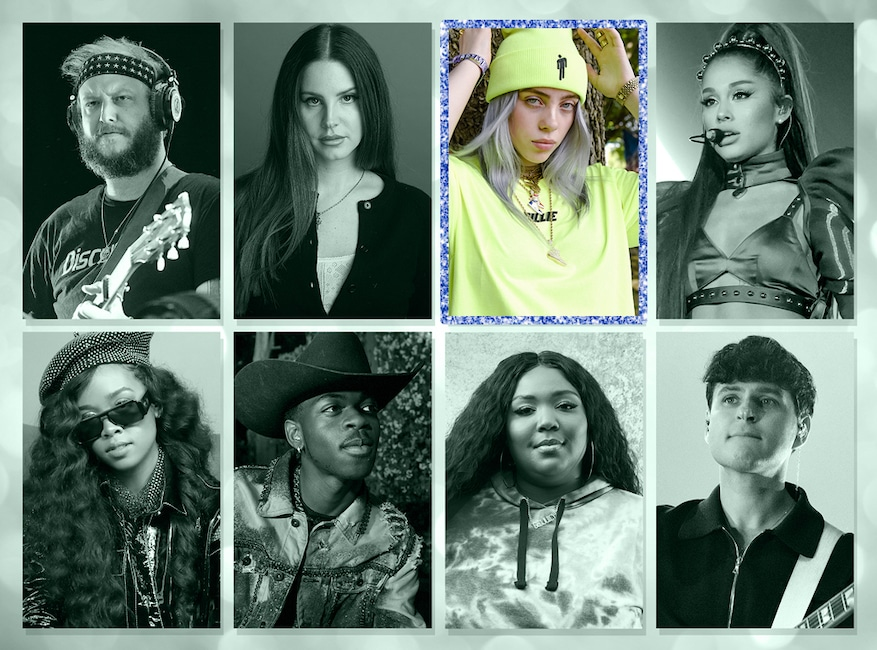2020 Grammy Awards Nominees, Album of the Year