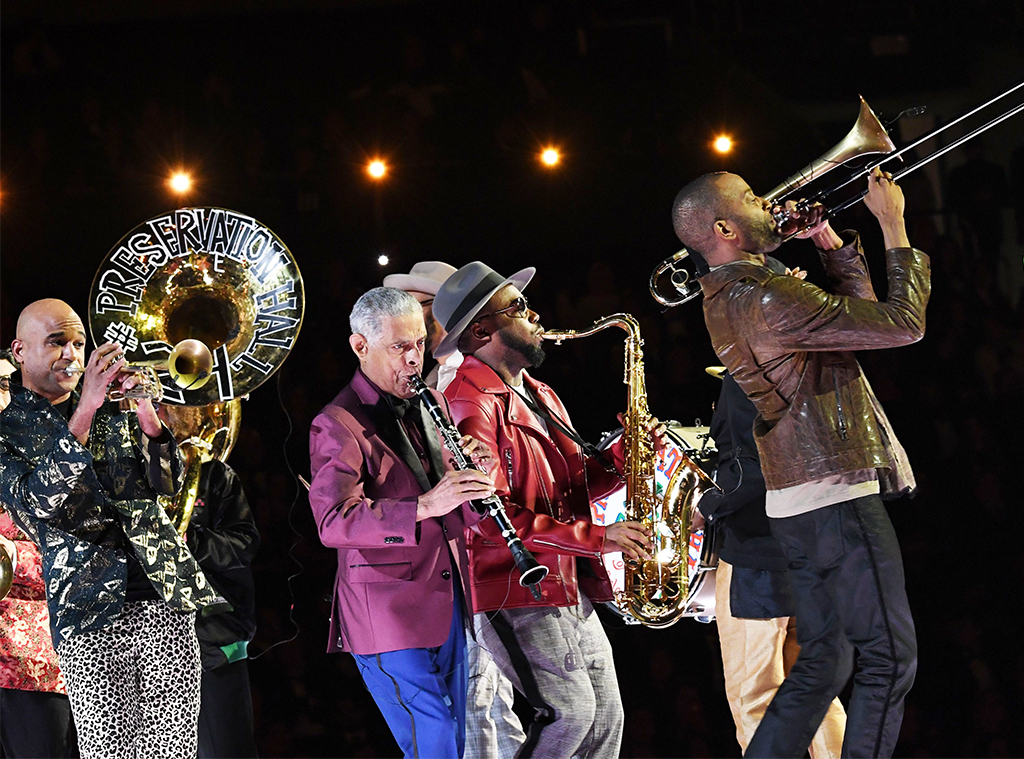 Trombone Shorty, The Preservation Hall Jazz Band, 2020 Grammys, Performances