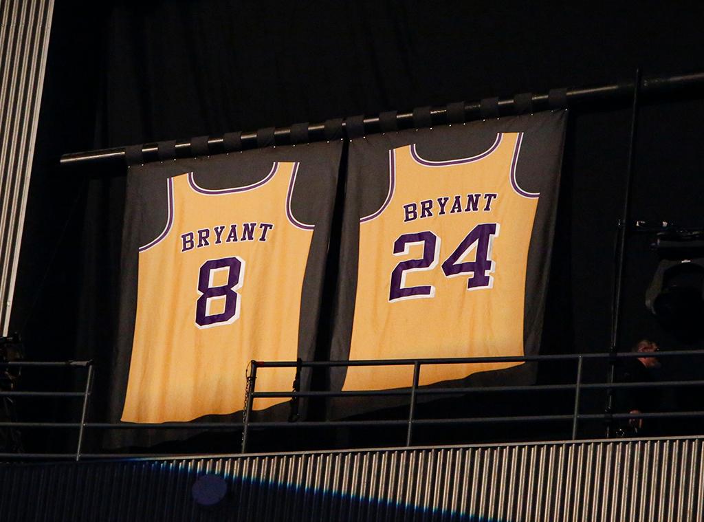 Kobe Bryant Jersey, 2020 Grammys