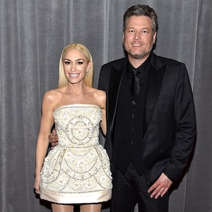 2020 Grammys, Grammy Awards, Couples, Blake Shelton, Gwen Stefani