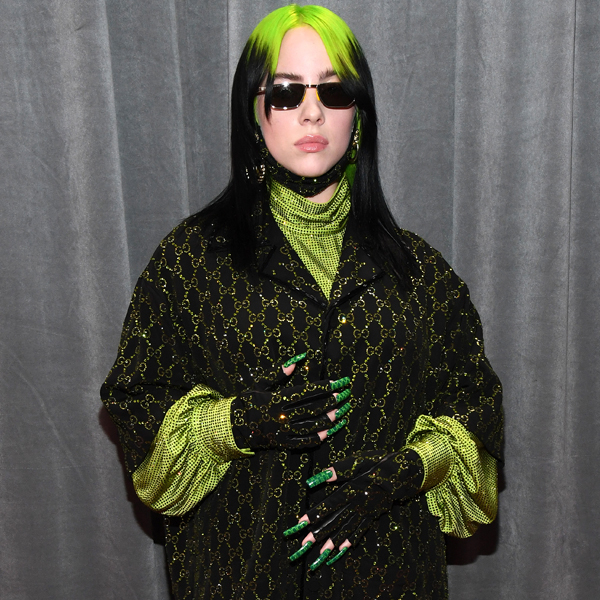 Billie Eilish Wins Her First 2020 Grammy Award Of the Night for Best Pop Vocal Album
