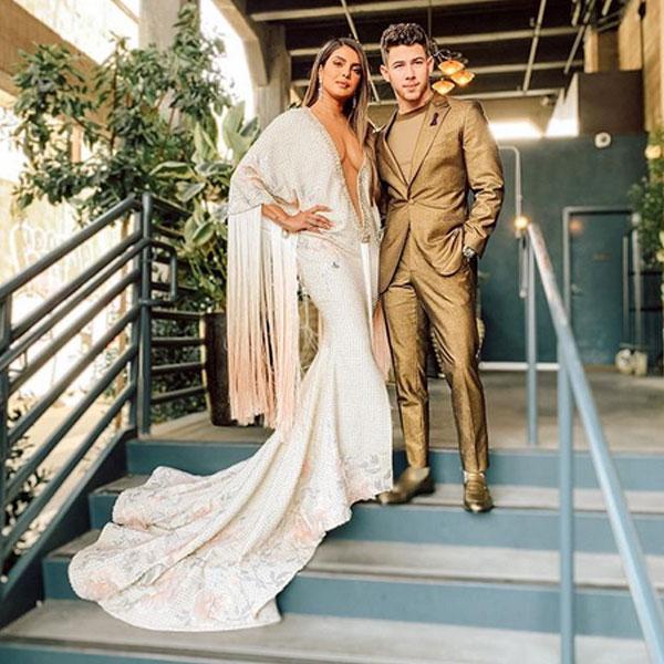 Priyanka Chopra and Sophie Turner Join Jonas Brothers to Turn 2020 Grammys Into Ultimate Date Night