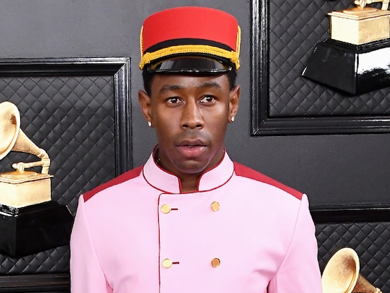 Tyler, the Creator Wins His First Grammy Award for Best Rap Album and Brings His Mom on Stage