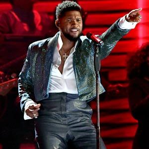 Usher, 2020 Grammys, Grammy Awards, Performance