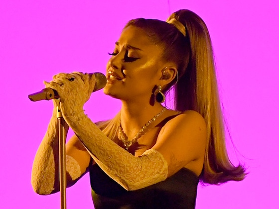Ariana Grande's 2020 Grammys Performance Is All Vocals, Class and So Much Sass