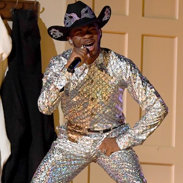 Lil Nas X, 2020 Grammys, Grammy Awards, Performance