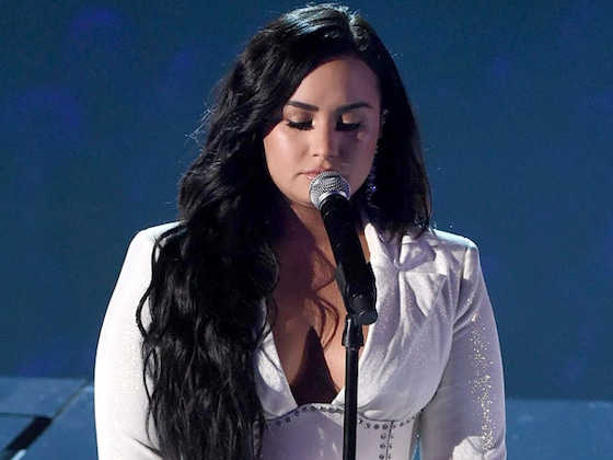 "Demi Lovato Releases Heartbreaking Song ""Anyone"" After 2020 Grammys Performance"