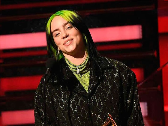 Billie Eilish Wins Best New Artist at 2020 Grammys & Dedicates Award to Her Fans