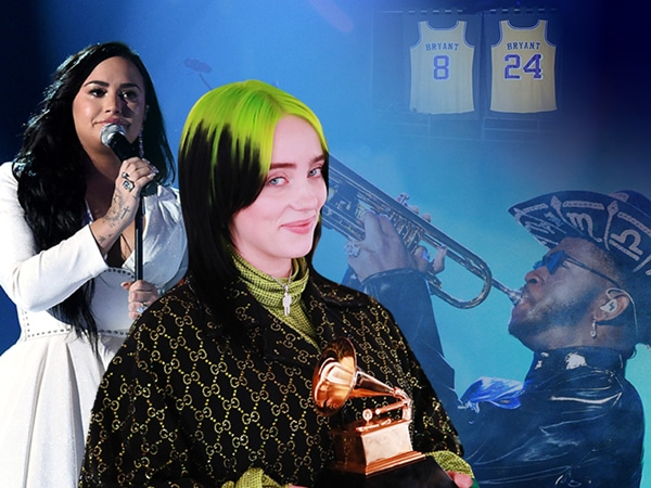 The 8 Biggest Jaw-Droppers at the 2020 Grammys