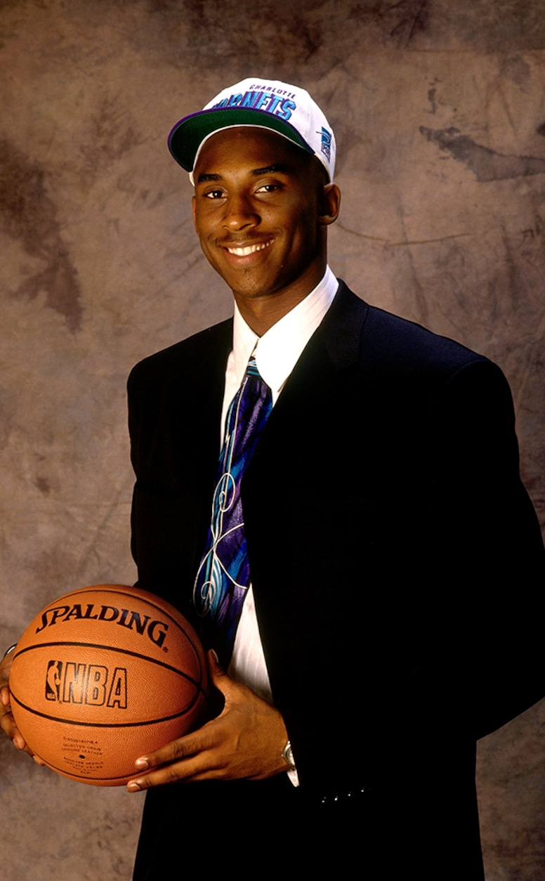 Kobe Bryant, Life In Photos